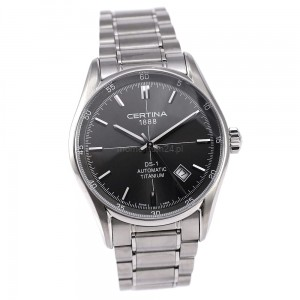 Certina DS-1 C006.407.44.081.00 Titanium Automatic
