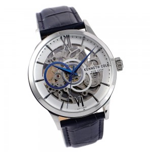 Kenneth Cole KC51021001 Skeleton Automatic