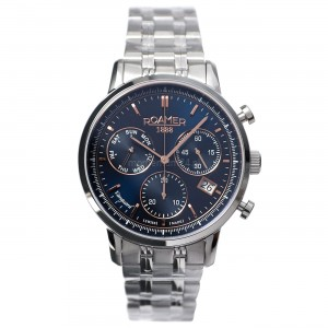 Roamer 975819 41 45 90 Vanguard Chrono II