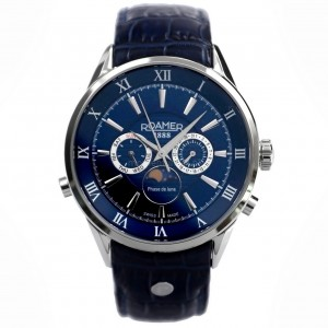Roamer 508821 41 43 05 Superior Moonphase